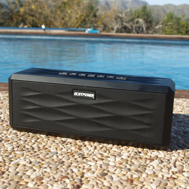 ECHTPower Beatsoul Boombox Bluetooth Speaker