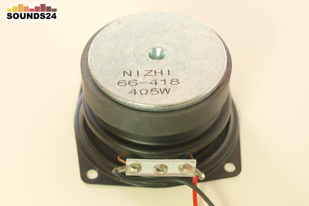 66mm Sound Treiber mit 4 Ohm und 5 Watt