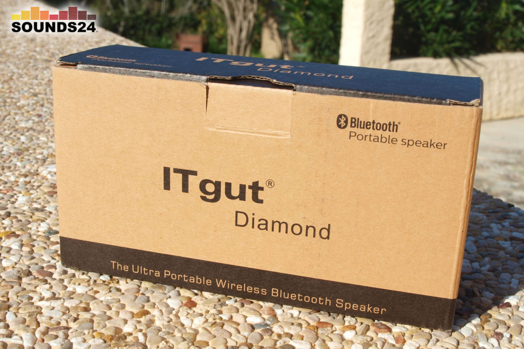 ITgut Diamond Bluetooth Lautsprecher