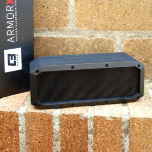 R4MPAGE RP-1500 Wasserdichter Bluetooth Lautsprecher (CB3 Audio - Armor XL)
