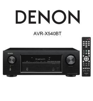 Denon AVR-X540BT 5.2 Kanal AV Receiver