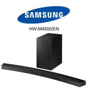 Samsung HW-M4500/EN Curved Soundbar