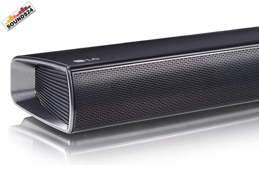 LG SJ2 Soundbar mit kabellosem Subwoofer