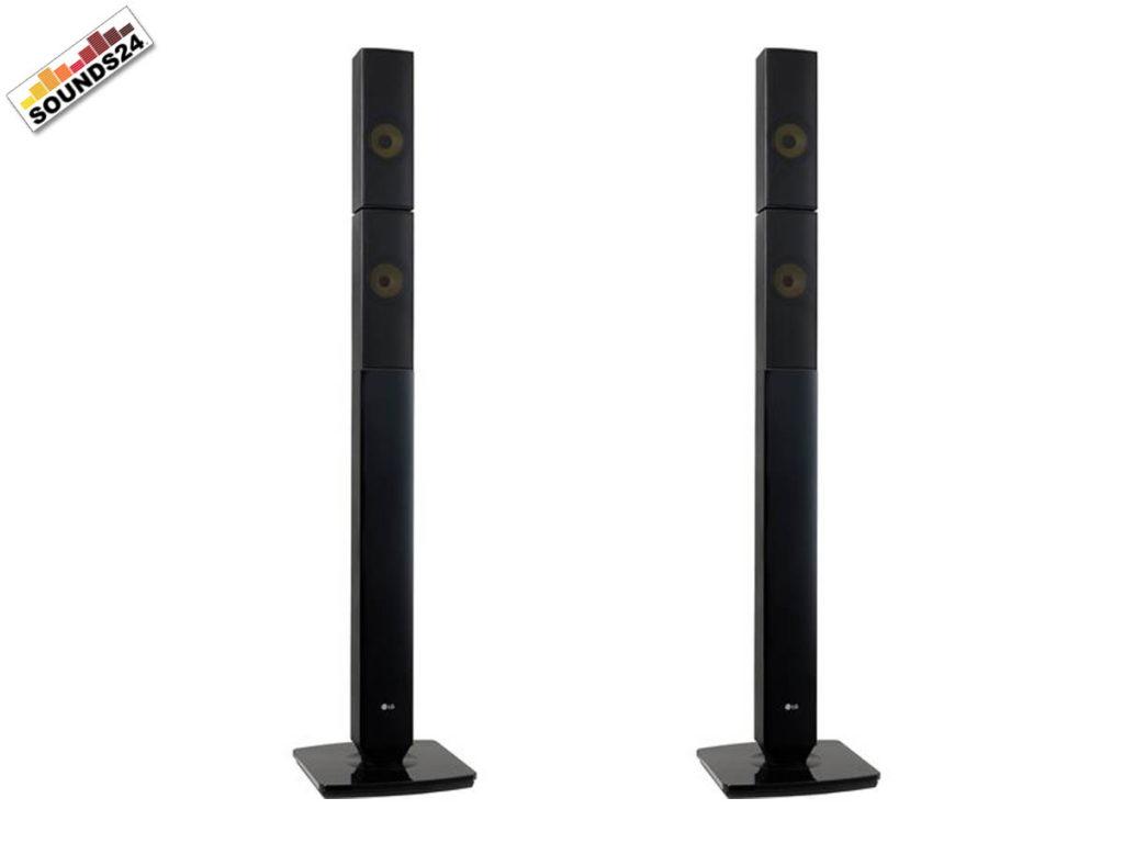 LG LHB645N Blu-Ray 5.1 Heimkinosystem