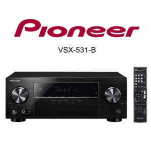 Pioneer VSX-531-B 5.1 AV Receiver