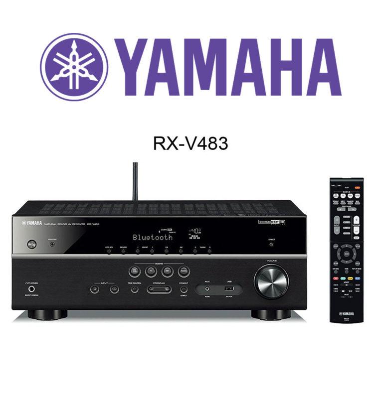Yamaha RX-V483 MusicCast 5.1 AV-Receiver