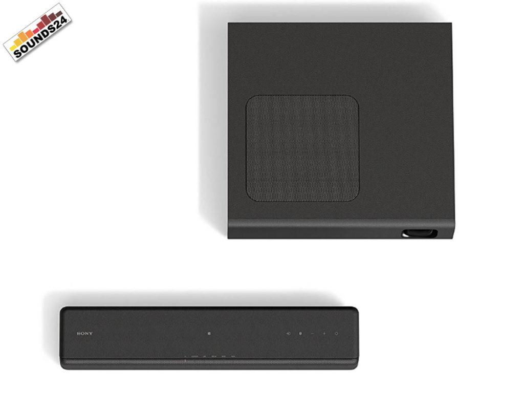 Sony HT-MT300 und HT-MT301 kabellose Soundbar