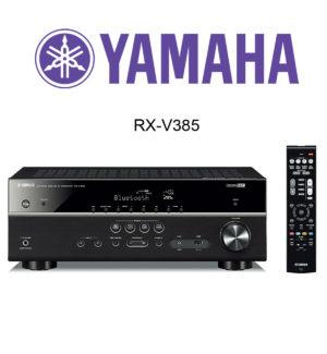 Yamaha RX-V385 AV-Receiver
