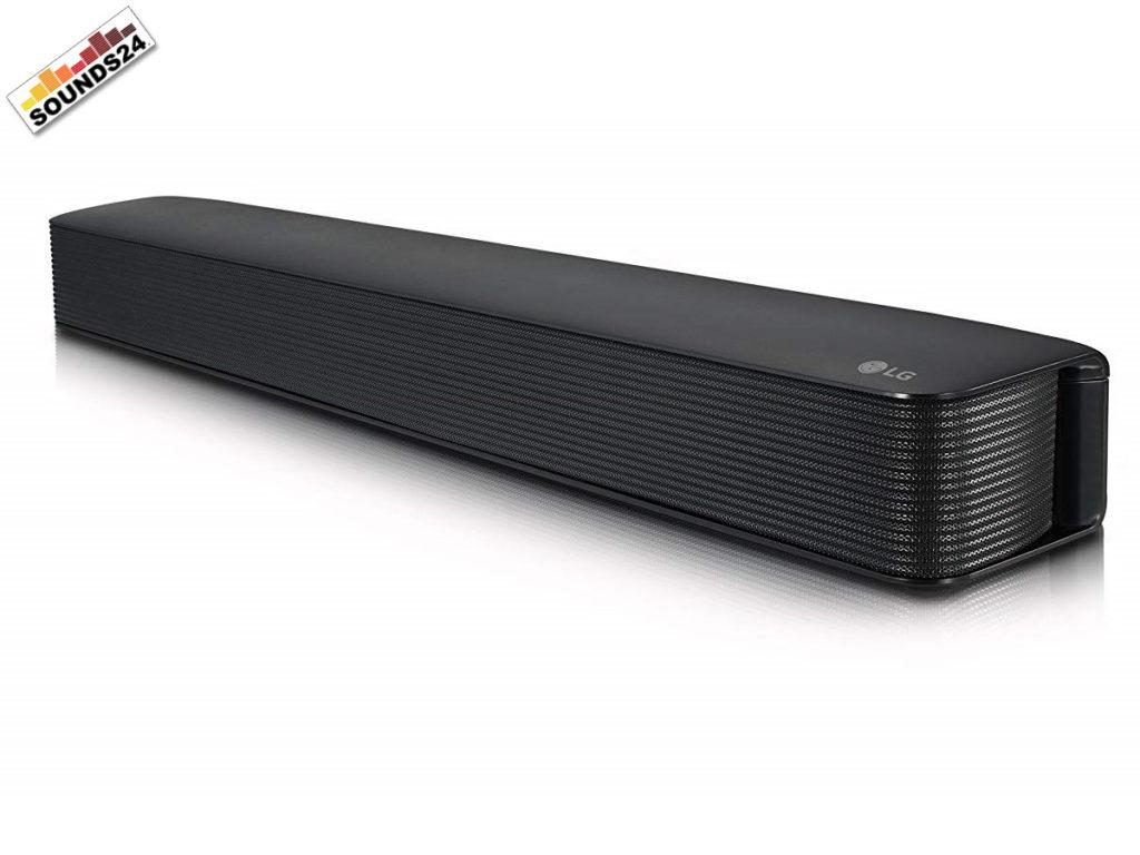 Die neue LG SK1 Soundbar