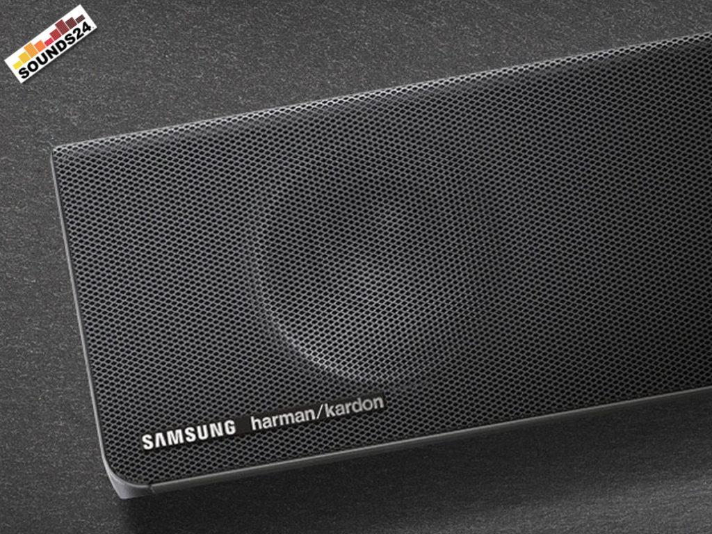 Samsung Soundbar mit Harman/Kardon Technik