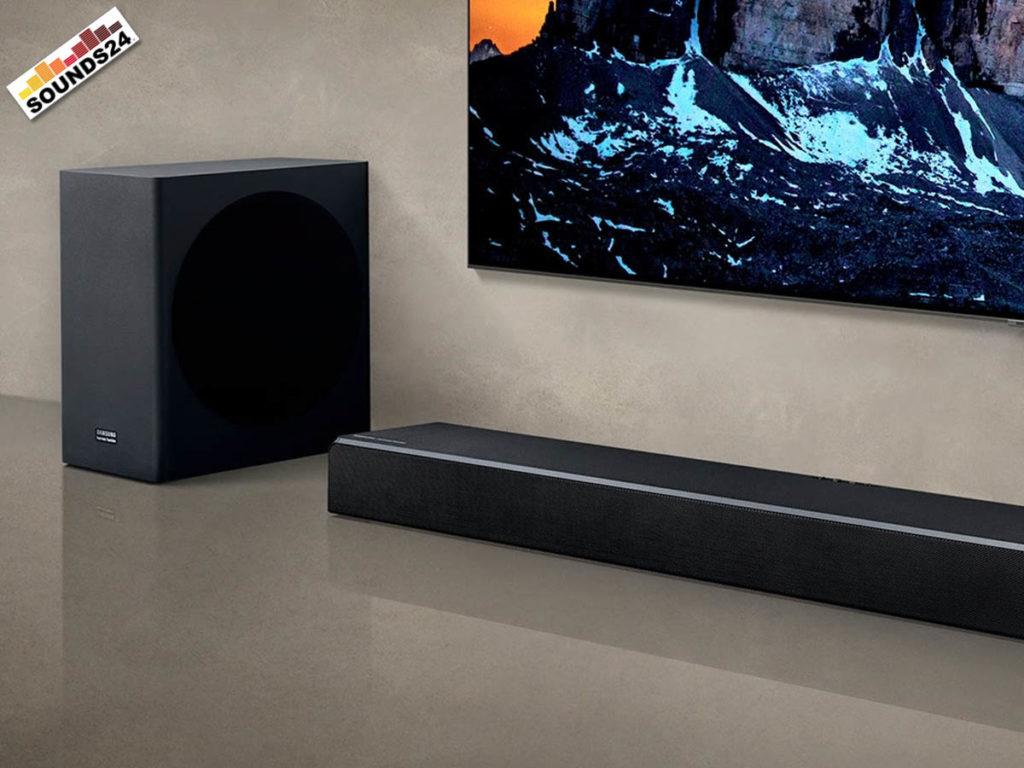 Samsung HW-Q80R Soundbar
