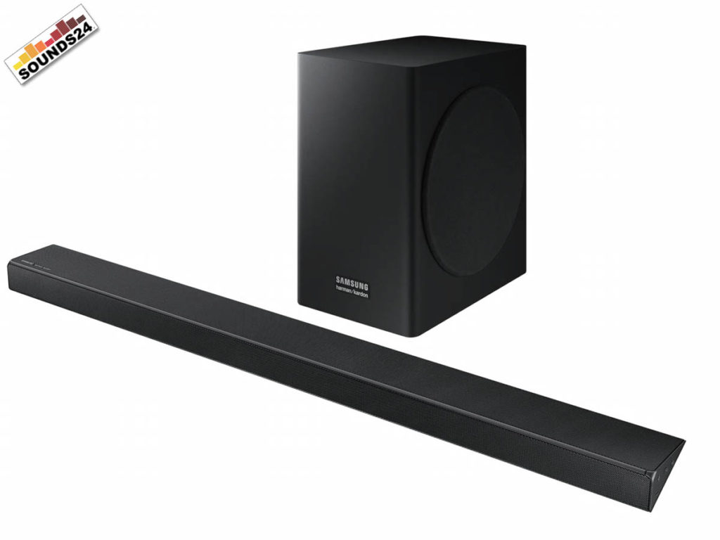 Die Samsung HW-Q60R 5.1 Kanal Soundbar mit 360 Watt Leistung