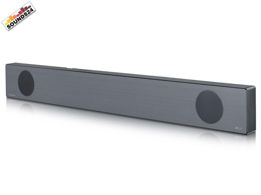 Die LG SL9YG unterstützt Dolby Atmos und DTS:X